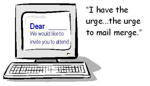 Mail Merge using Microsoft Excel | MrsJensen com